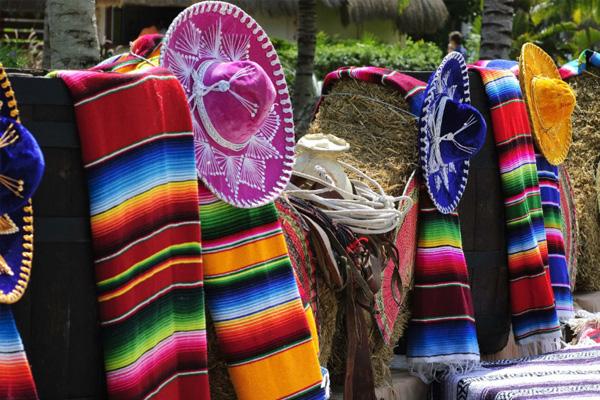 دروب مكسيكية